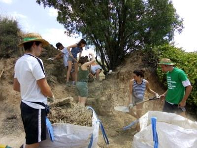 Una quinzena de joves participaran al camp de treball