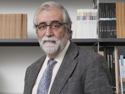 Vicenç Villatoro presenta el seu llibre a Agramunt