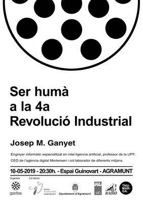 Xerrada Josep M.Ganyet