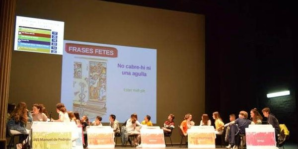 XV Gimcana lingüística Urgell